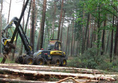 17 400x284 - Wycinka - Harvester Ponsse ERGO 8W