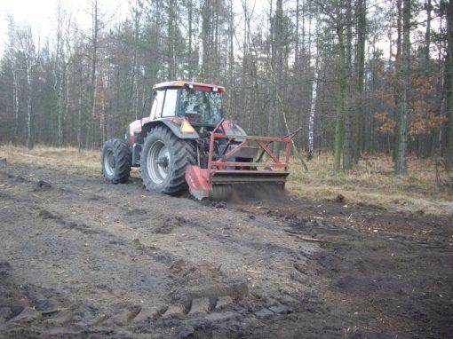 Przygotowanie Gleby Pod Nasadzanie Drzew