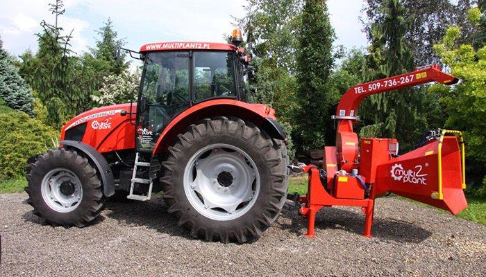 traktor case mxm1 - O Firmie
